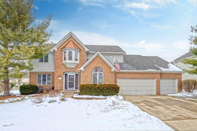 1116 Nautilus Place, Westerville, OH 43082 (MLS #221005083) :: Greg & Desiree Goodrich | Brokered by Exp