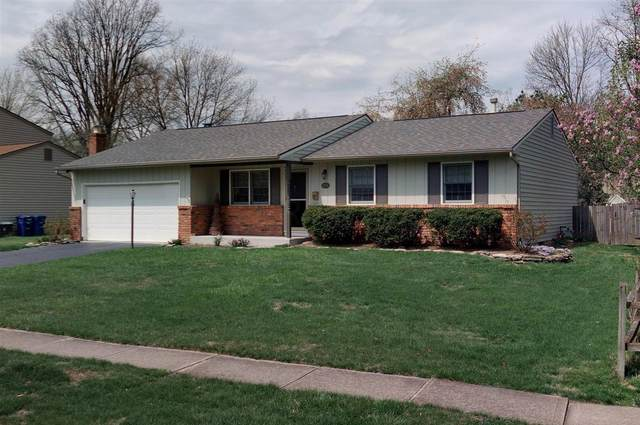 1898 Meander Drive, Columbus, OH 43229 (MLS #221005088) :: The Willcut Group