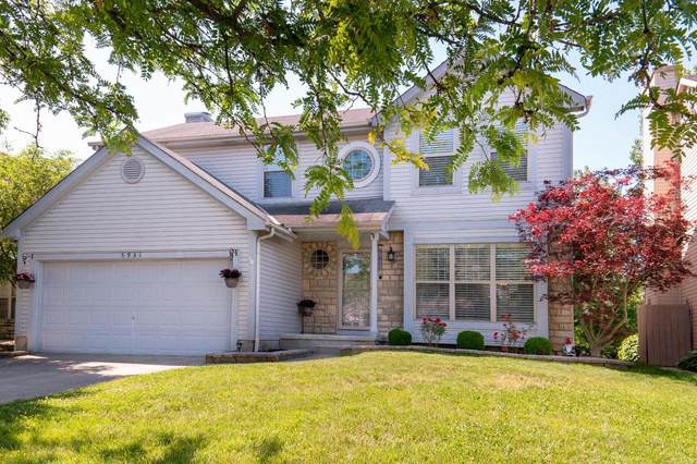 5931 Heritage Farms Drive, Hilliard, OH 43026 (MLS #221005091) :: LifePoint Real Estate