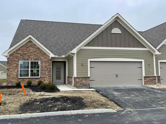 833 Summerlin Lane, Marysville, OH 43040 (MLS #221005102) :: Greg & Desiree Goodrich | Brokered by Exp