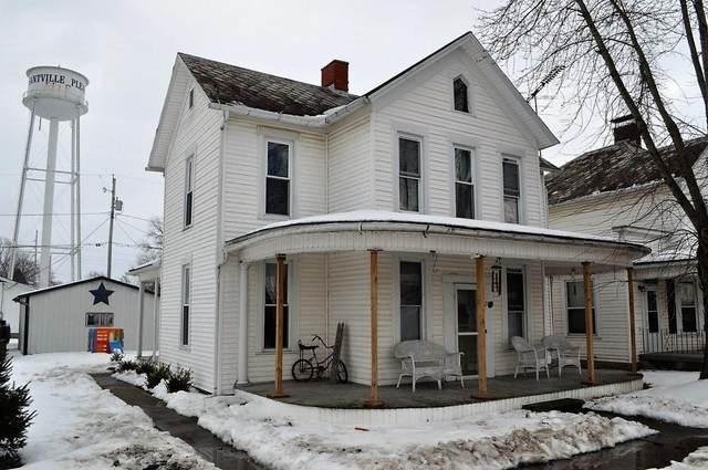 204 S Main Street, Pleasantville, OH 43148 (MLS #221005113) :: Berkshire Hathaway HomeServices Crager Tobin Real Estate