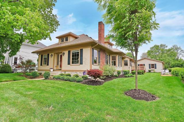 1552 Arlington Avenue, Marble Cliff, OH 43212 (MLS #221005132) :: Signature Real Estate
