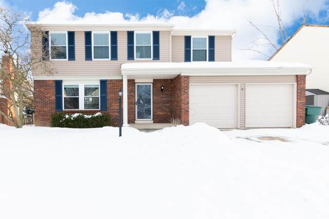 2129 Surrywood Drive, Dublin, OH 43016 (MLS #221005137) :: Ackermann Team