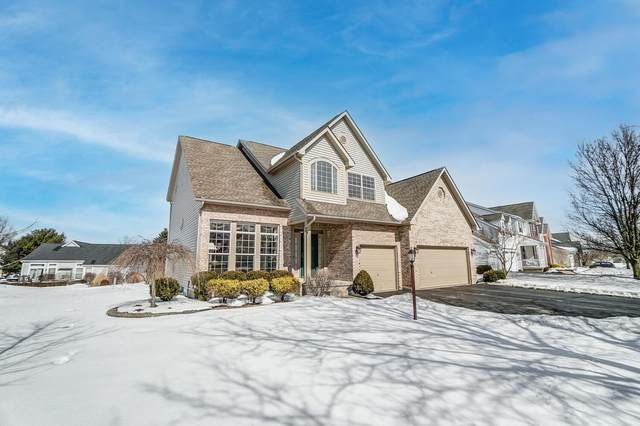 3476 Manchester Drive, Powell, OH 43065 (MLS #221005139) :: The Raines Group