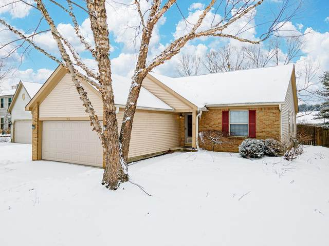 1463 Clovenstone Drive, Worthington, OH 43085 (MLS #221005144) :: Angel Oak Group
