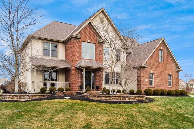 5879 Rocky Shore Drive, Lewis Center, OH 43035 (MLS #221005145) :: Exp Realty