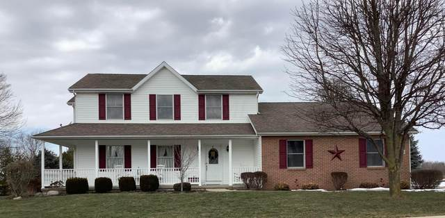 1280 Eastwood Drive, Circleville, OH 43113 (MLS #221005166) :: Berkshire Hathaway HomeServices Crager Tobin Real Estate