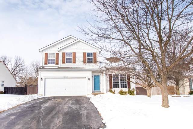 4546 Edgarton Drive, Grove City, OH 43123 (MLS #221005181) :: Berkshire Hathaway HomeServices Crager Tobin Real Estate