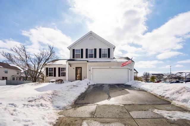 620 Rainbow Drive, Marysville, OH 43040 (MLS #221005186) :: LifePoint Real Estate