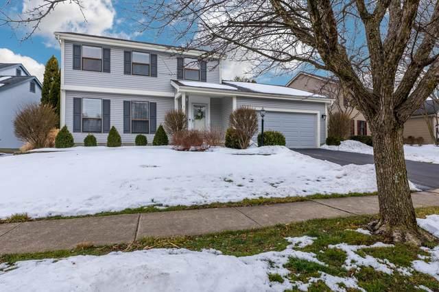 257 Pampas Court, Columbus, OH 43235 (MLS #221005219) :: Signature Real Estate