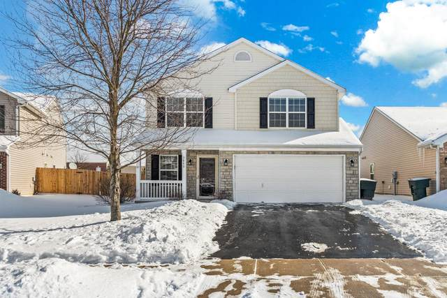 3840 Rosette Drive, Grove City, OH 43123 (MLS #221005222) :: Exp Realty