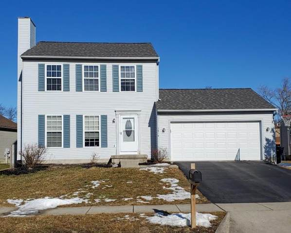 5816 O'reily Drive, Galloway, OH 43119 (MLS #221005237) :: The Willcut Group