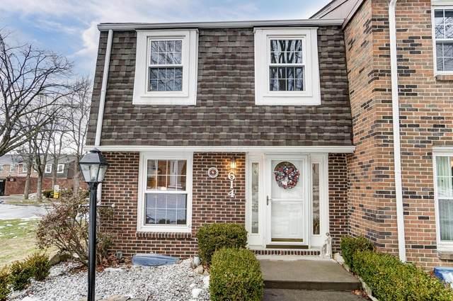 614 Dlyn Street, Columbus, OH 43228 (MLS #221005245) :: Greg & Desiree Goodrich | Brokered by Exp