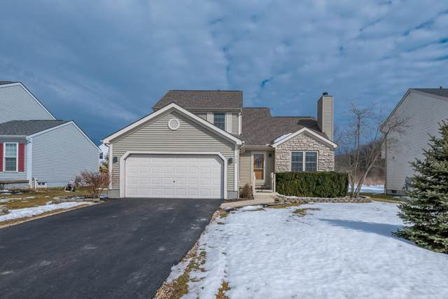 740 Infantry Drive, Galloway, OH 43119 (MLS #221005252) :: The Raines Group