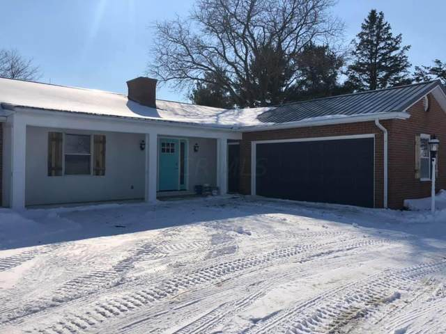 1966 Township Road 21, Ashley, OH 43003 (MLS #221005270) :: The Raines Group