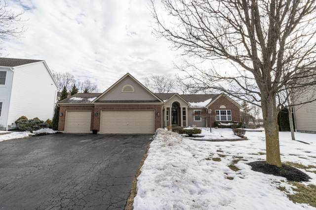 7815 Tree Lake Boulevard, Powell, OH 43065 (MLS #221005271) :: Greg & Desiree Goodrich | Brokered by Exp