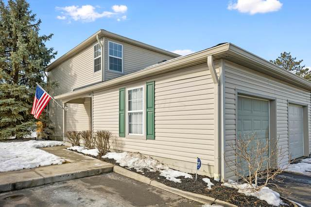 5647 Everbrook Drive 41A, Hilliard, OH 43026 (MLS #221005278) :: LifePoint Real Estate
