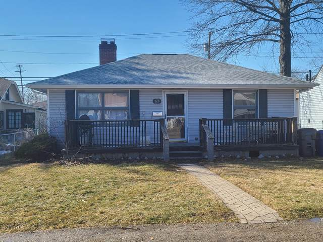 769 Elaine Road, Columbus, OH 43213 (MLS #221005279) :: Greg & Desiree Goodrich | Brokered by Exp