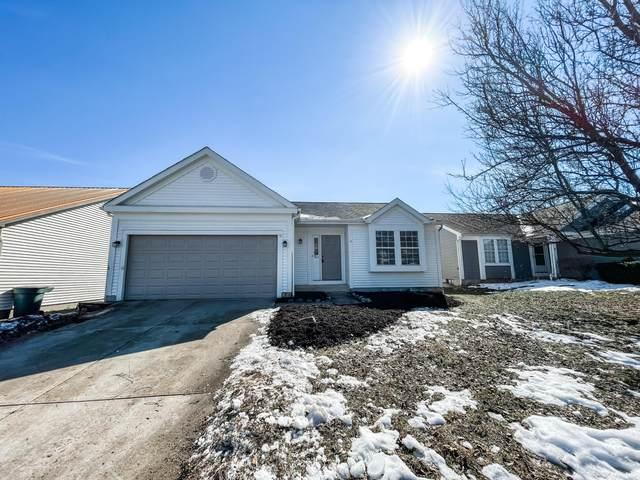 3523 Aaron Drive, Columbus, OH 43228 (MLS #221005288) :: Signature Real Estate