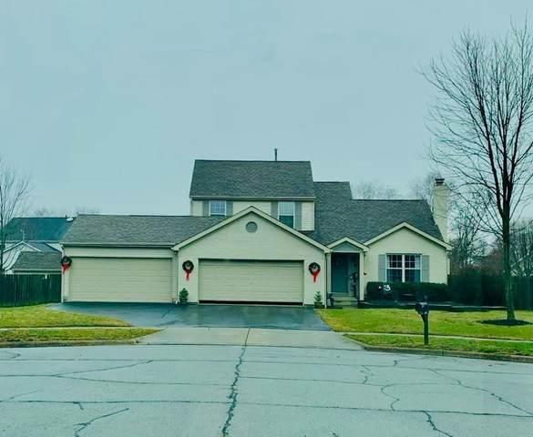 5775 Cypress Hollow Court, Grove City, OH 43123 (MLS #221005307) :: Exp Realty