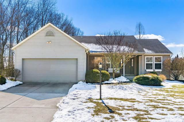 109 Shawnee Loop N, Pataskala, OH 43062 (MLS #221005337) :: The Raines Group