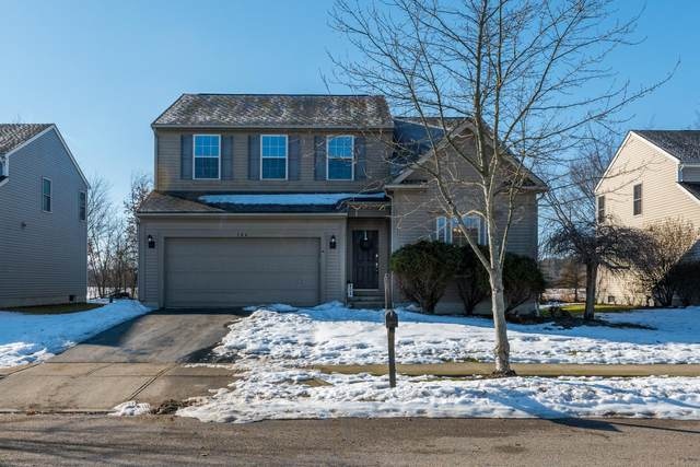 284 Vista Ridge Drive, Delaware, OH 43015 (MLS #221005340) :: LifePoint Real Estate