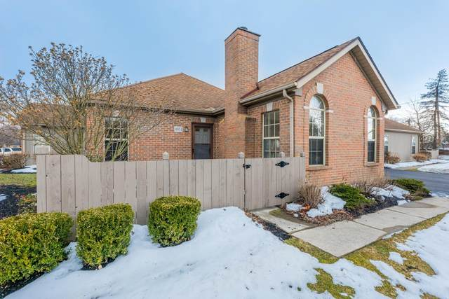 4952 Berry Leaf Place, Hilliard, OH 43026 (MLS #221005343) :: Signature Real Estate