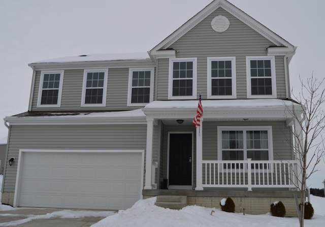 2323 Pine Crest Drive, Lancaster, OH 43130 (MLS #221005354) :: The Raines Group