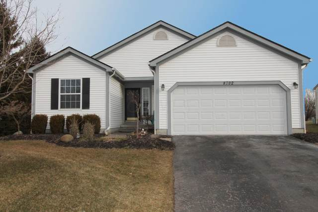 8702 Firstgate Drive, Reynoldsburg, OH 43068 (MLS #221005366) :: The Raines Group