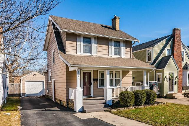 1402 Eastview Avenue, Columbus, OH 43212 (MLS #221005378) :: 3 Degrees Realty