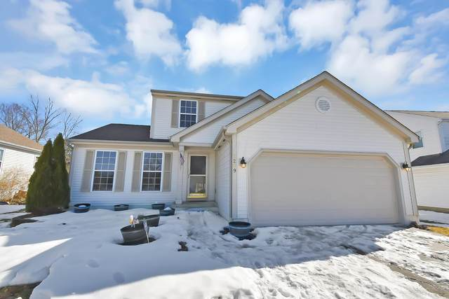 2209 Greenlawn Drive, Delaware, OH 43015 (MLS #221005379) :: LifePoint Real Estate