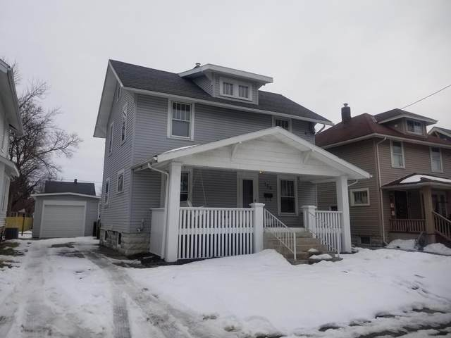 156 Chicago Avenue, Marion, OH 43302 (MLS #221005385) :: The Holden Agency