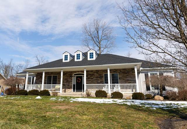 142 Yaples Orchard Drive, Chillicothe, OH 45601 (MLS #221005427) :: The Holden Agency
