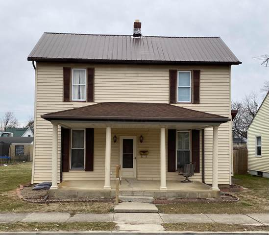 134 Town Street, Circleville, OH 43113 (MLS #221005434) :: MORE Ohio