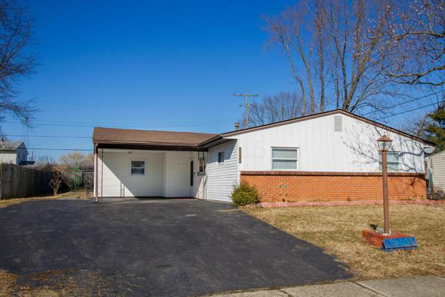 5232 Mapleridge Drive, Columbus, OH 43232 (MLS #221005436) :: ERA Real Solutions Realty