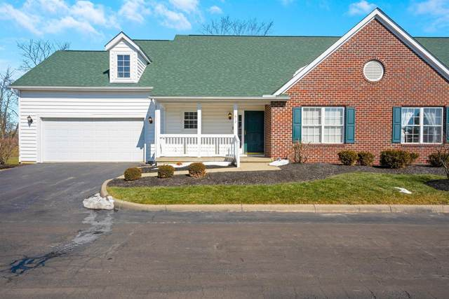 612 Concord Village Circle, Johnstown, OH 43031 (MLS #221005447) :: CARLETON REALTY