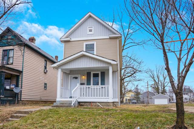 854 Lockbourne Road, Columbus, OH 43206 (MLS #221005481) :: Exp Realty