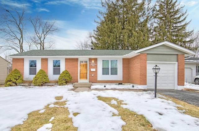 1309 Belden Road, Columbus, OH 43229 (MLS #221005500) :: LifePoint Real Estate