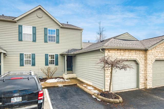 5735 Blendon Place Drive 54D, Columbus, OH 43230 (MLS #221005514) :: LifePoint Real Estate