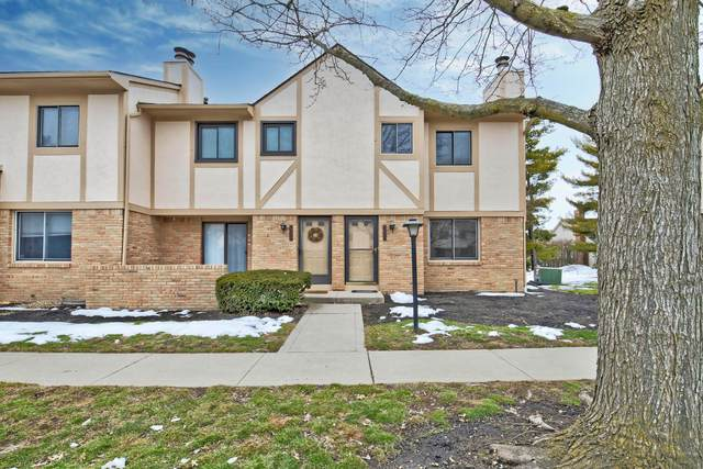 5236 Greensedge Way #15, Columbus, OH 43220 (MLS #221005529) :: Core Ohio Realty Advisors