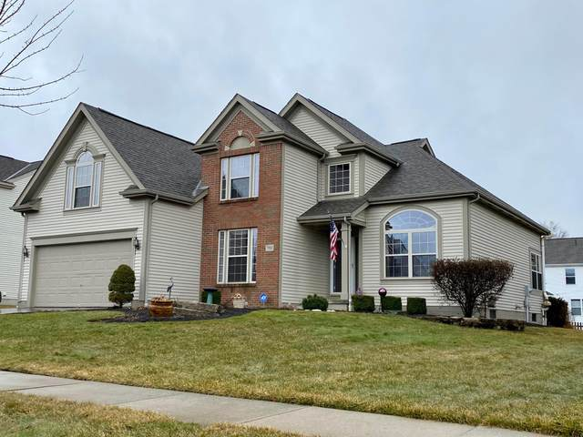7993 Slate Park Avenue, Reynoldsburg, OH 43068 (MLS #221005534) :: The Jeff and Neal Team | Nth Degree Realty