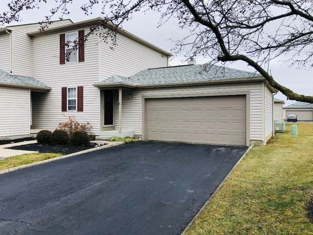 1774 Ridgebury Drive 134F, Hilliard, OH 43026 (MLS #221005538) :: Signature Real Estate