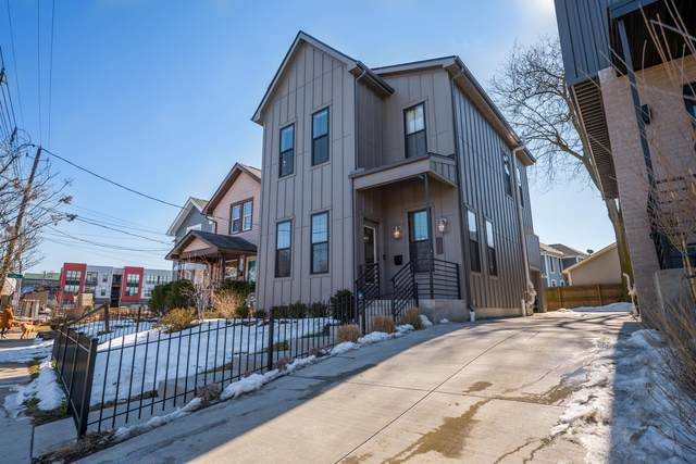 251 E 3rd Avenue, Columbus, OH 43201 (MLS #221005550) :: Shannon Grimm & Partners Team