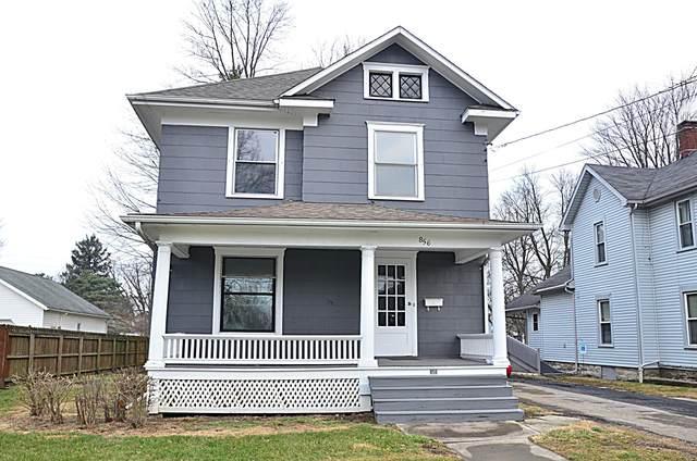 856 E Center Street, Marion, OH 43302 (MLS #221005553) :: The Holden Agency