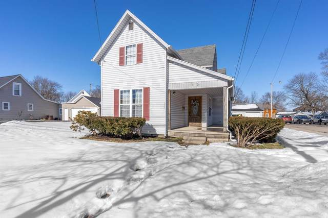 160 Elwood Avenue, Marysville, OH 43040 (MLS #221005568) :: Exp Realty