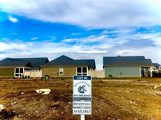 3514 Beulah Way, Grove City, OH 43123 (MLS #221005602) :: Signature Real Estate