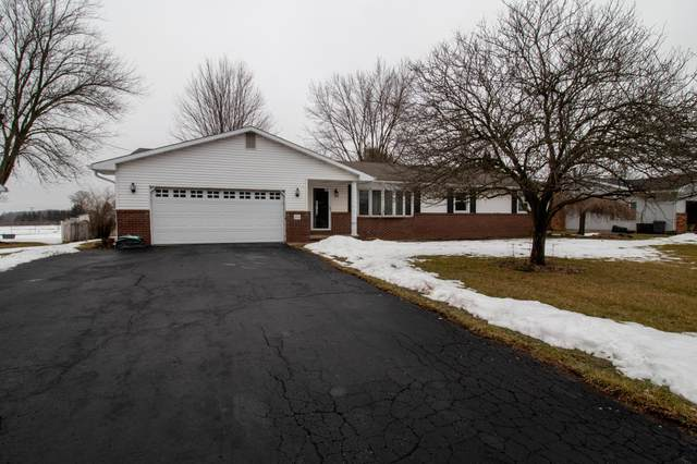 896 Somerlot Hoffman Road W, Marion, OH 43302 (MLS #221005604) :: The Holden Agency