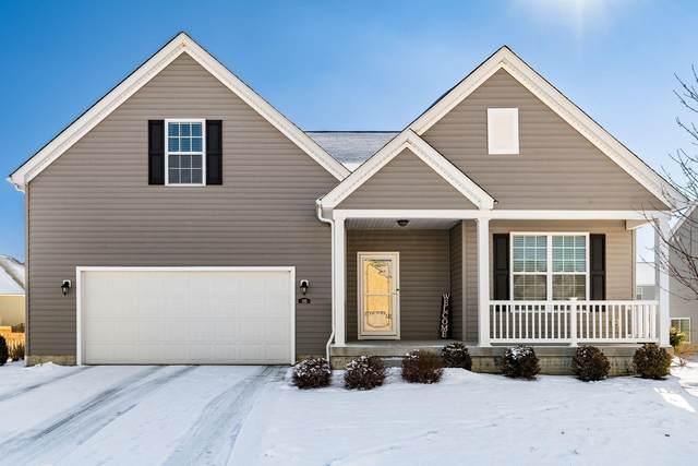 105 Woolard Park Drive SW, Granville, OH 43023 (MLS #221005605) :: Greg & Desiree Goodrich | Brokered by Exp
