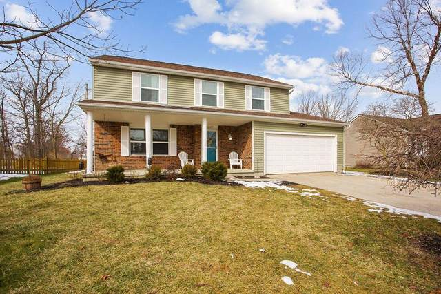 3647 Juniper Street, Grove City, OH 43123 (MLS #221005607) :: Signature Real Estate