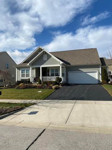 1411 Ironwood Drive, Grove City, OH 43123 (MLS #221005609) :: Angel Oak Group